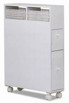 slim bathroom storage cabinet furniture home d 233 cor