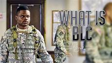 25b Mos What Is Blc Army Youtube