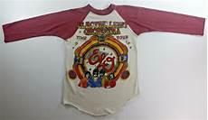 Vintage Electric Light Orchestra T Shirt Rare Vintage 1981 Elo Electric Light Orchestra Time Tour