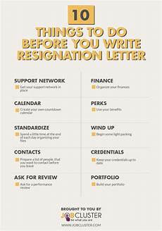 How To Do A Resignation Letter Writing A Resignation Letter