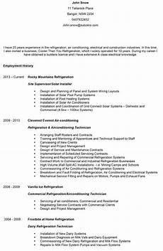 Resume Example Australia How To Write A Resume Common Mistakes Australians Make