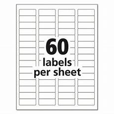 Avery 5195 Labels Avery Easy Peel White Address Labels W Sure Feed
