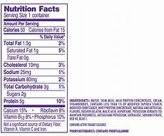 Activia Light Yogurt Nutrition Label 9 Best Photos Of Carbs Activia Yogurt Nutrition