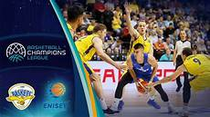 ol basketball ewe baskets oldenburg v enisey krasnoyarsk highlights