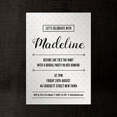 A5 Invitation Template Hand Drawn Hearts Invitation A5 Indesign Template For Birthday