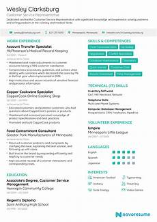 Resumes For Customer Service Customer Service Resume 2020 Examples Amp Guide