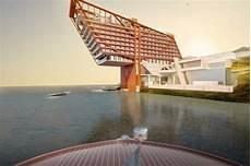 Mona Architecture Design And Planning Fender Katsalidis Architects Designs New Mona Hotel