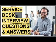 Help Desk Analyst Interview Questions Service Desk Interview Questions Amp Answers Service Desk