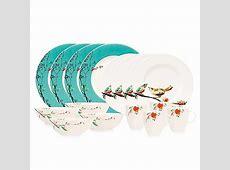 Simply Fine Lenox® Chirp? 16 Piece Dinnerware Set   Bed