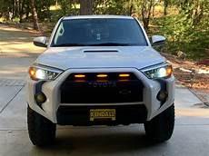 Raptor Lights 4runner 2014 2020 Toyota 4runner Grille Raptor Led Light Kit