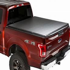 gator hybrid folding vinyl tonneau truck bed cover