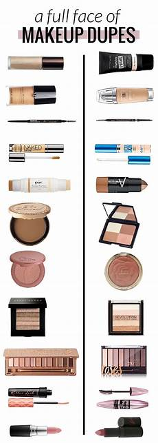 makeup dupes half high end half drugstore meg o on