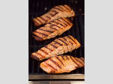 Grilled Salmon with Avocado Chimichurri   Cooking Classy