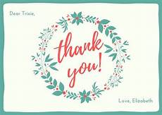 thank you for card template customize 394 thank you card templates canva
