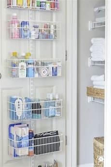 bathroom closet door ideas organized bathroom linen closet anyone can kelley nan