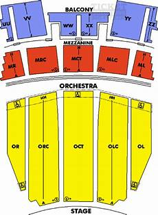 Door County Auditorium Seating Chart Dade County Auditorium Seating Chart Ticket Solutions