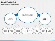 Brainstorming Template Brainstorming Powerpoint Template Sketchbubble