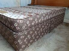 freelywheely dorlux divan bed base and mattress