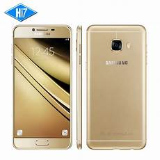 new 4g mobile new original samsung galaxy c5 c5000 cell phone snapdragon