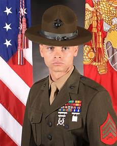 Marines Corps Drill Instructor Marine Drill Instructor Killed In Hit And Run Near Camp
