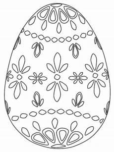 Malvorlagen Ostereier Ausmalbild Osterei Drucken Vorlage Osternmalbild 166