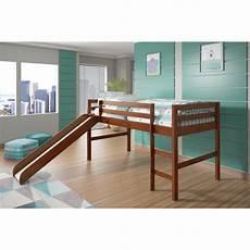 donco low loft bed reviews wayfair