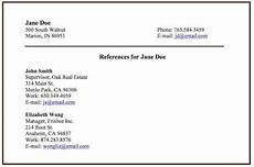 Do You Include References On A Resume How To Include References On A Resume Resume