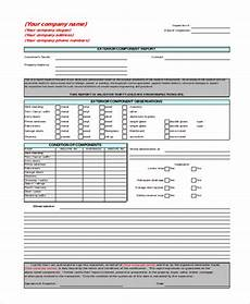 Home Inspection Report Template Free 15 Sample Inspection Report Templates Docs Word Pages