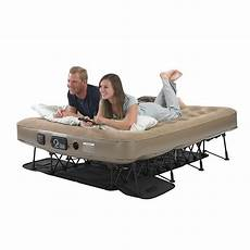 insta bed ez air mattress airbed frame with