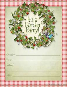 Garden Party Invites Guide To The Perfect Garden Party The House Shop Blog