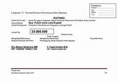 contoh surat berita acara pembayaran hutang surat 28