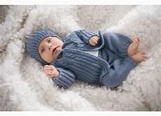 stricken babysachen babykleidung selbst gestrickt tunika hose stirnband