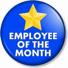 Employee Of The Month Rewards Employee Of The Month 25mm 1 Quot Pin Button Badge Novelty
