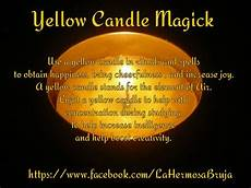 Light Green Candle Meaning Yellow Candle Magick Https Www Facebook Com