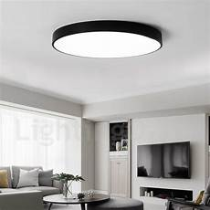 Contemporary Flush Mount Ceiling Lights Ultra Thin Dimmable Led Modern Contemporary Nordic Style