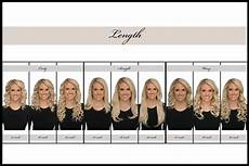 Length Hair Extensions Chart How To Choose Your Length Of Hair Extensions Lox Hair