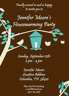 Housewarming Party Invitations Fanci Cakes Amp More Custom Invitations
