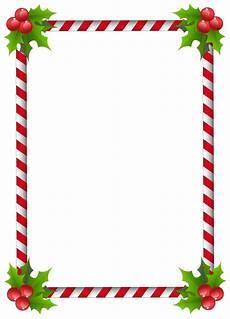 Free Christmas Borders Christmas Transparent Classic Frame Border Christmas