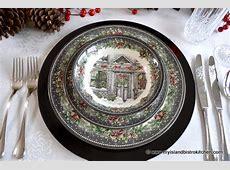 Royal Stafford Christmas Dinnerware Archives   My Island