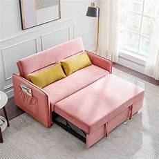merax compact 2 in 1 sleeper sofa bed