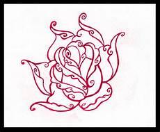 Rose Designs Tattoos Magazine Rose Tattoos Designs No 1