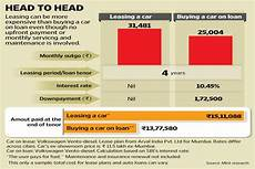 Cars Buy Or Lease Is It Better To Lease A Car Or To Buy One Livemint