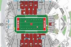 Ou Football Seating Chart Rice Eccles Stadium Map Time Zones Map World