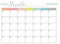 24 Month Planner 18 X 24 Printable Monthly Calendar