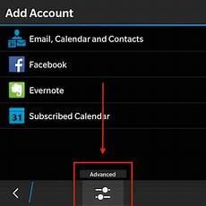 Exchange Activesync Setup Blackberry 10 Devices