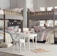 Restoration Hardware Baby And Child Lighting Chesterfield Upholstered Full Over Full Bunk Bed