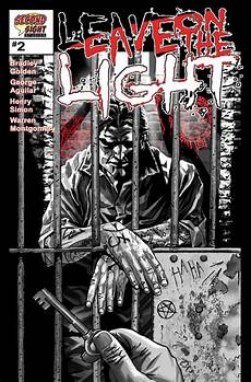 Leave The Light On Comic Leave On The Light 2 Issue