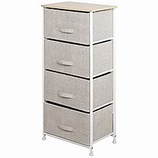 curver style rectangular 3 drawer storage tower vintage