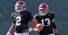 Alabama Rb Depth Chart Alabama Releases Official Depth Chart Before 2018 Season