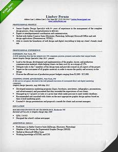 Resume Sample For Designers Graphic Design Resume Sample Resumegenius Graphic